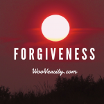 Forgiveness: A Tool to Connect to & Clear Karma